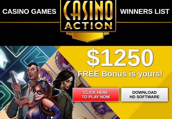 Play sports with Casino Action in Canada