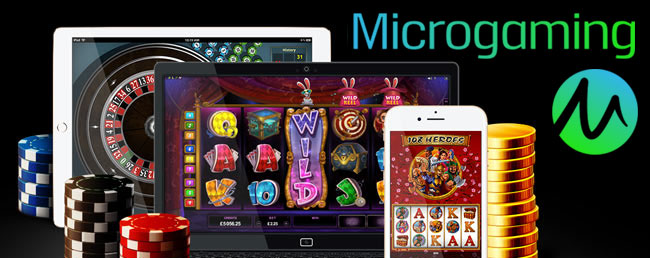 Microgaming casino free spins