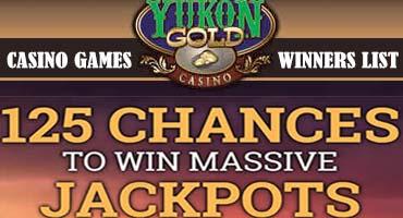 Yukon Gold Casino in Canada