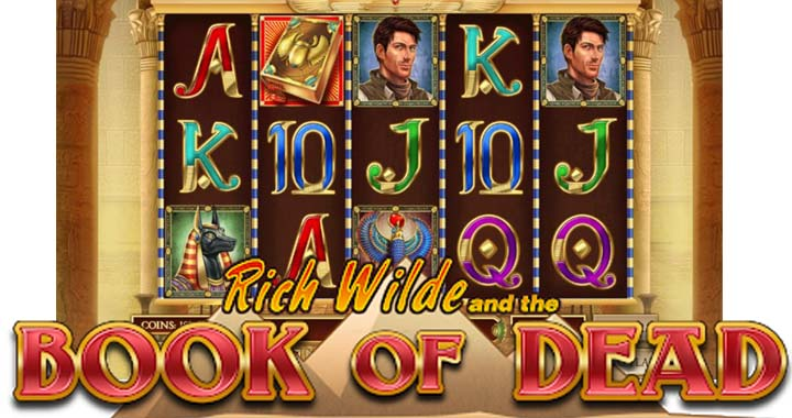 Book of Dead slot machine review