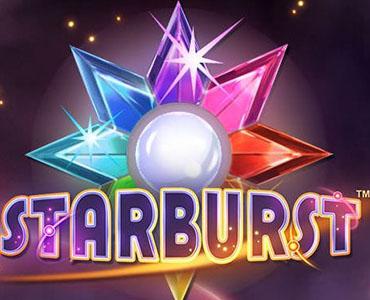 Starburst demo and 96.01% RTP rate