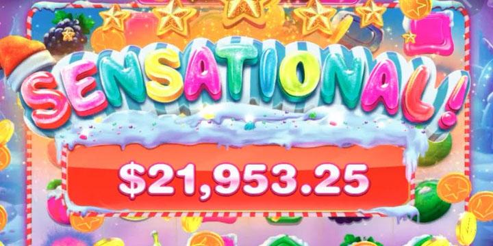Free spins on the Sweet Bonanza slot machine