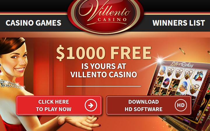 Villento casino slots