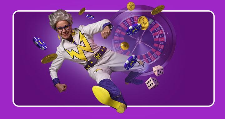 The Wildz casino bonus and spins
