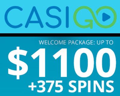 CasiGO has plenty of loose slot machines
