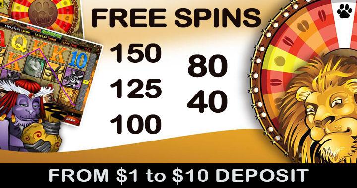 Mega Moolah best deals and free spins