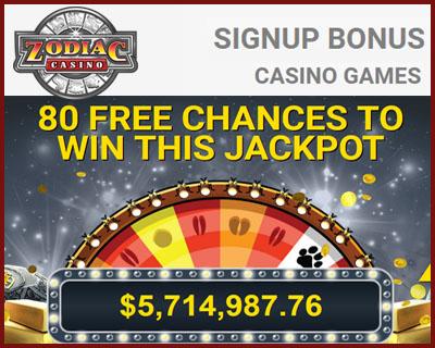Zodiac Casino slot machine games
