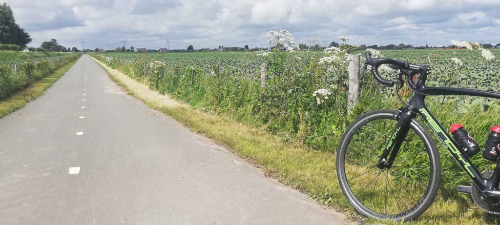 Op fietsvakantie in eigen land - Ruben van Kempen