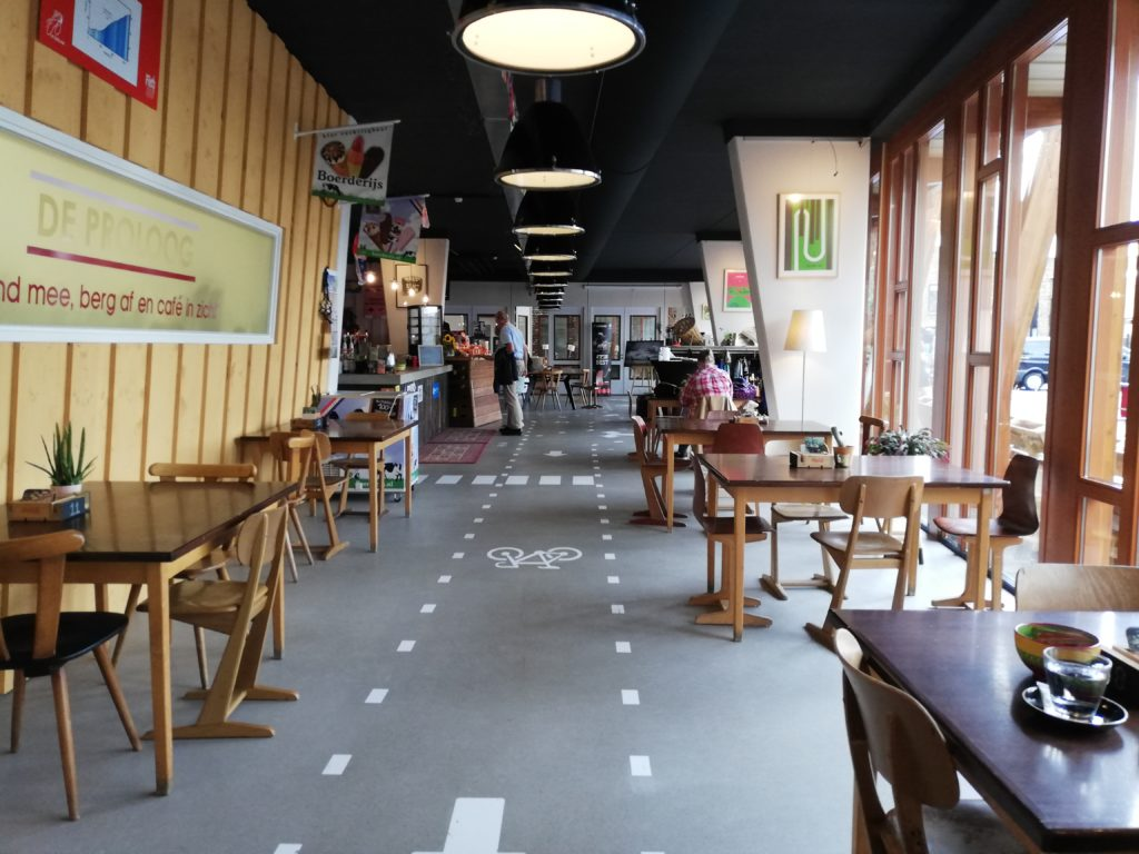 Wielercafes.nl - Fietsvakantie in eigen land - Ruben van Kempen