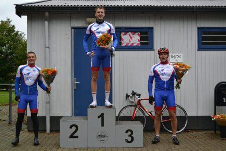 Tijdrit Dijk 2020 podium - Ruben van Kempen - TWC 't Verzetje