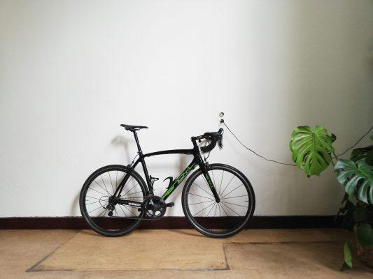 Op fietsvakantie in eigen land - Ruben van Kempen - Rendyl racefiets
