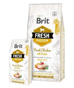 Brit Fresh Chicken with Potato - Great Life