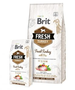 Brit Fresh Turkey with Pea - Fit and Slim