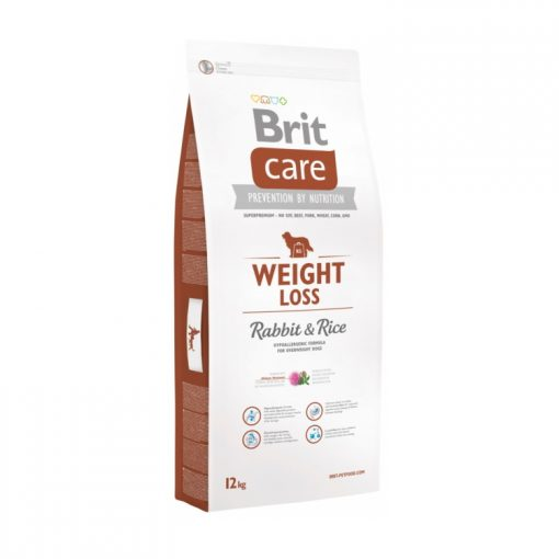Brit Care Weight Loss Konijn en Rijst