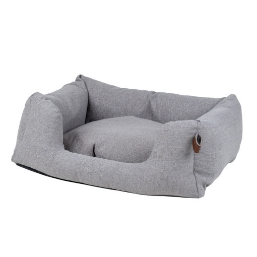 Fantail Hondenmand Snooze Nut Grey 80 cm