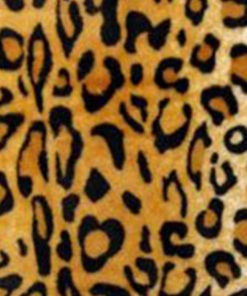 Bollie Bed Golden Leopard
