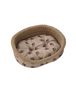 Pet Bed Paw Sheepskin