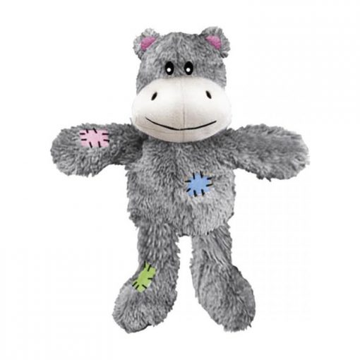 Hondenknuffel Knot Nuts Hippo 26 cm