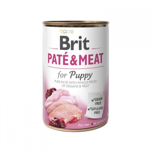 Brit Pate and Meat Puppy 400 g
