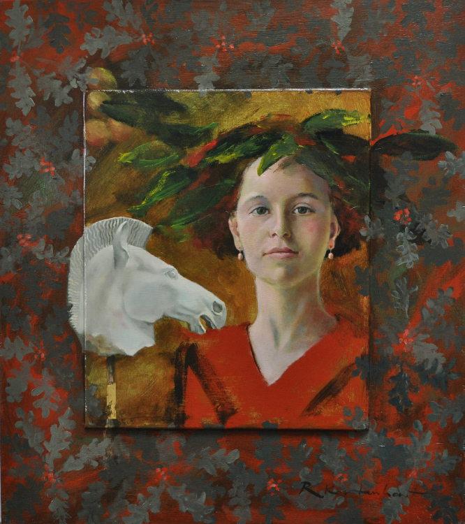 Vrij werk, Rudolf Kortenhorst, Portrait painter