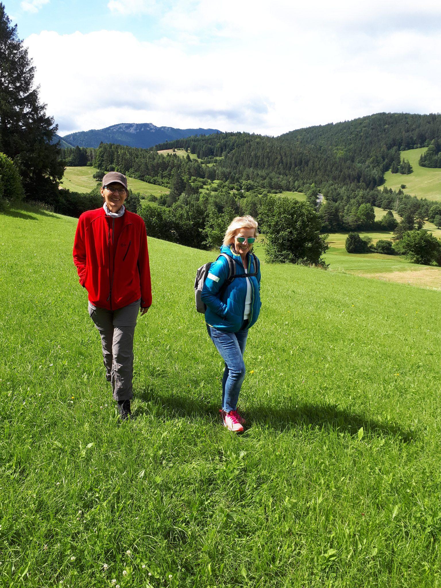 Friedensweg, Kitzberg