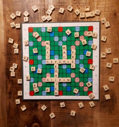 GefühL; Gefühle; Gedanken, Gefühlswortschatz, Scrabble
