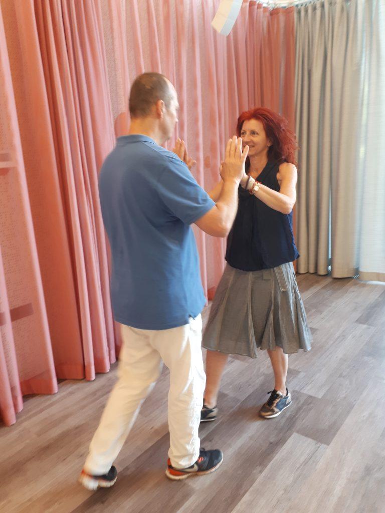 Absicht beim Tanzen