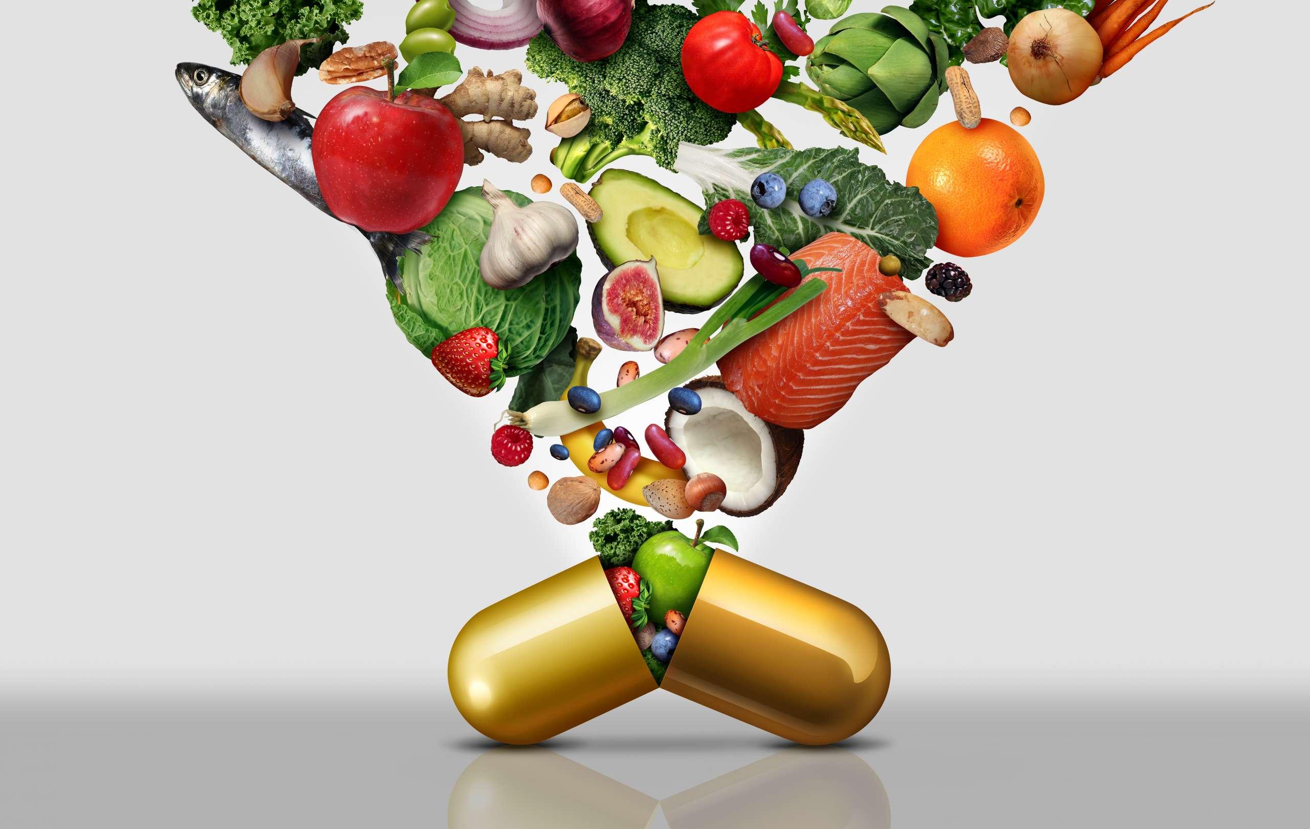 Prävention durch Nahrungsergänzung