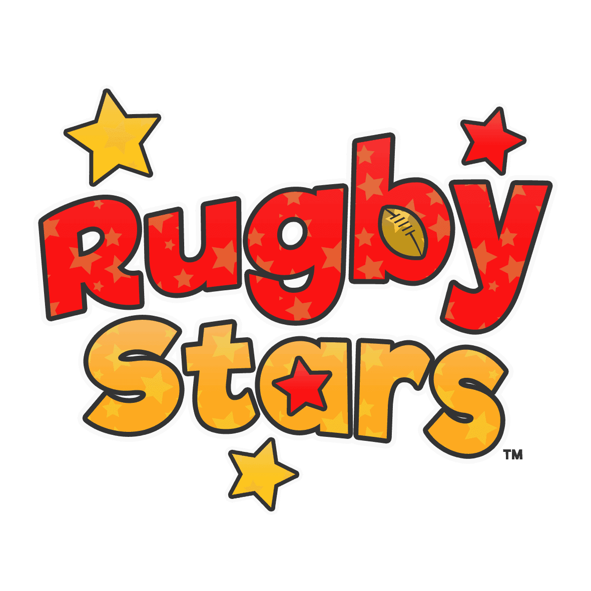 Rugby Stars - Rugby For Tots and Children aged 18 months to 6 years!