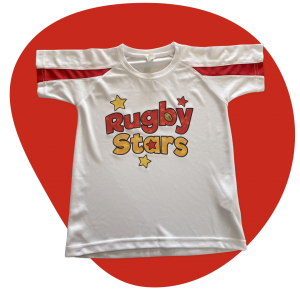 Rugby Stars Official Training T-Shirt