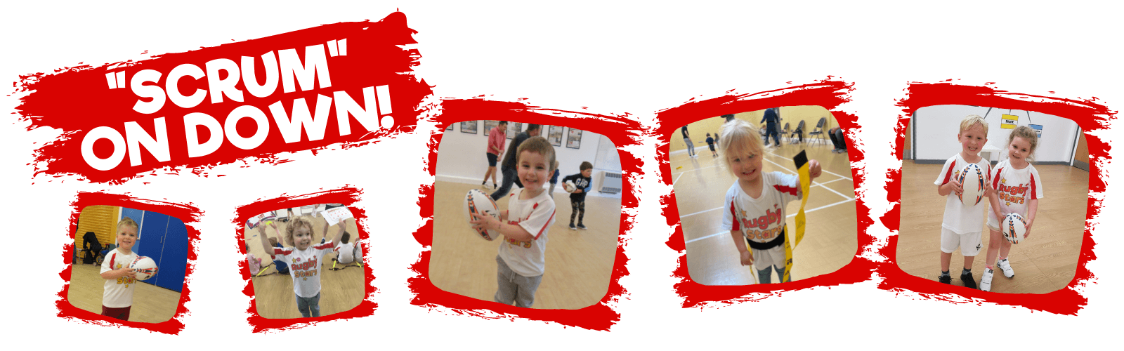 Rugby Stars - Rugby for Tots and Children aged 2 to 7 years