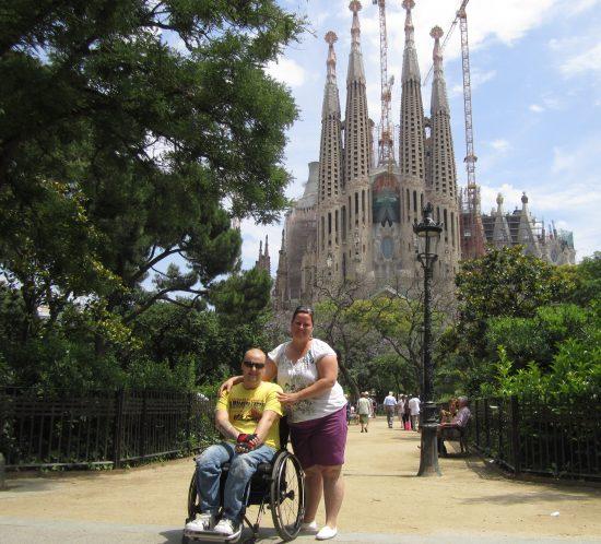 Barcelona Rullestolreiser