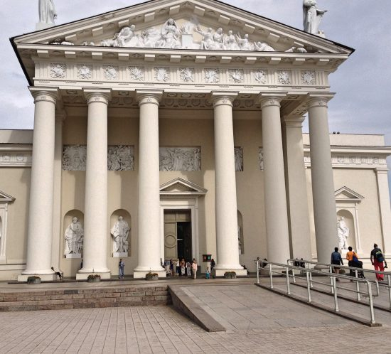 Vilnius Rullestolreiser