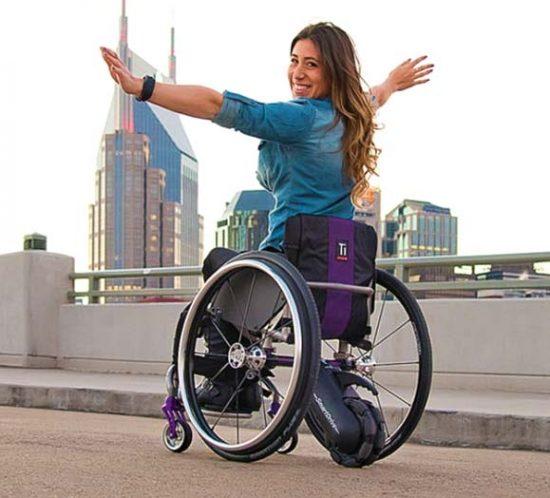 Smartdrive rullestolreiser
