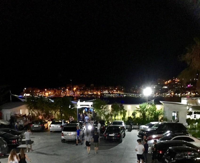 Nattklubber i Sarande, Albania