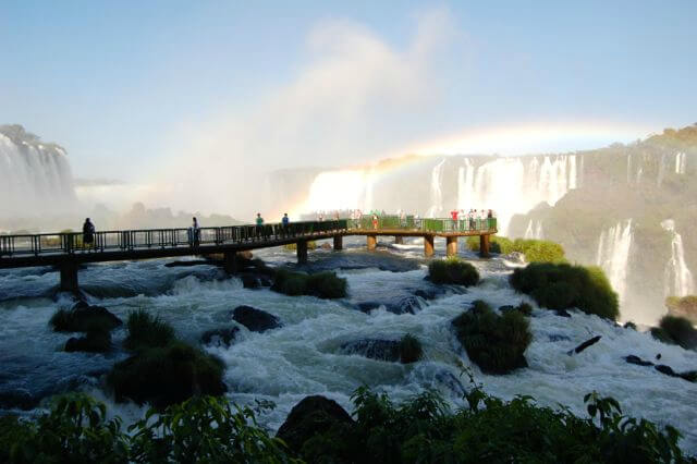 Devils throat, Iguazu, Reiseguide til Sør-Amerika