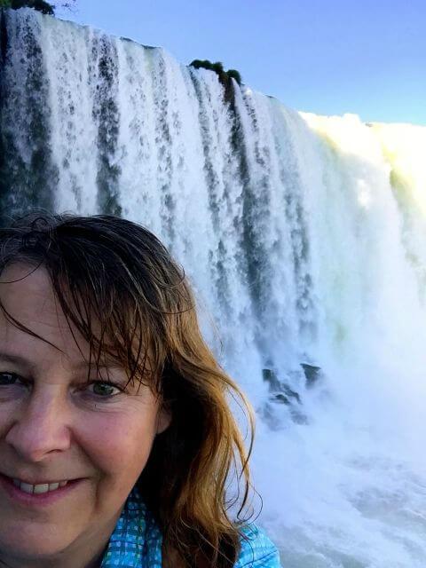 iguazu falls. Fossefall