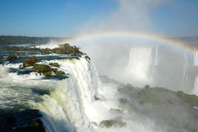 Iguazu Falls, Sør-Amerika