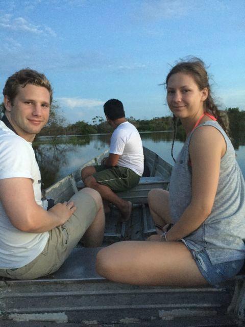 Amazonas-elven