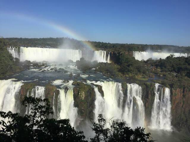 Iguazu falls, fossefall