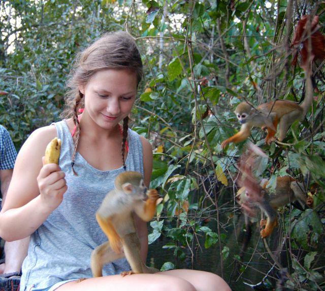 Opplevelser i Amazonas