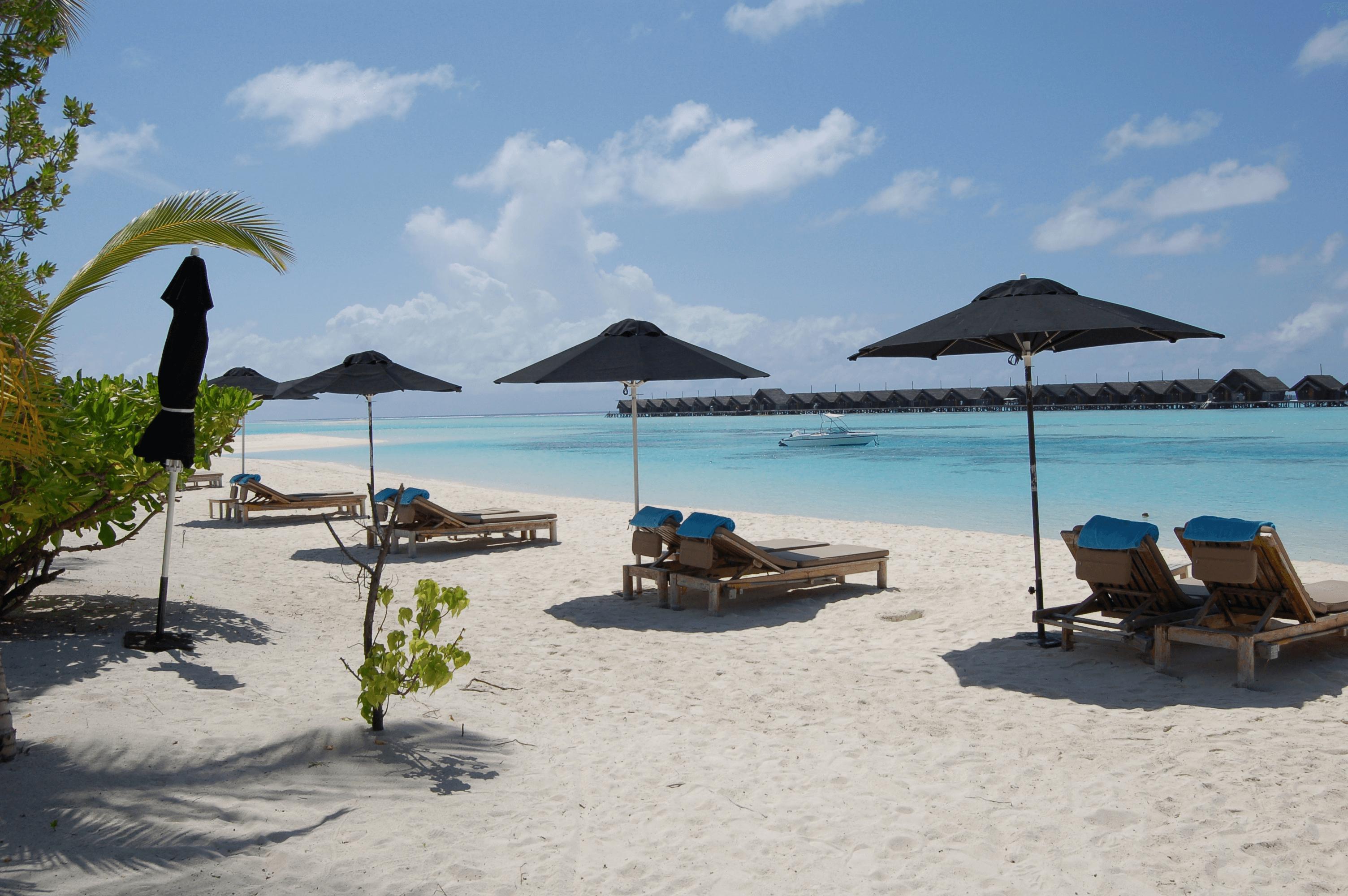 LUX, 5-stjernes Maldivene