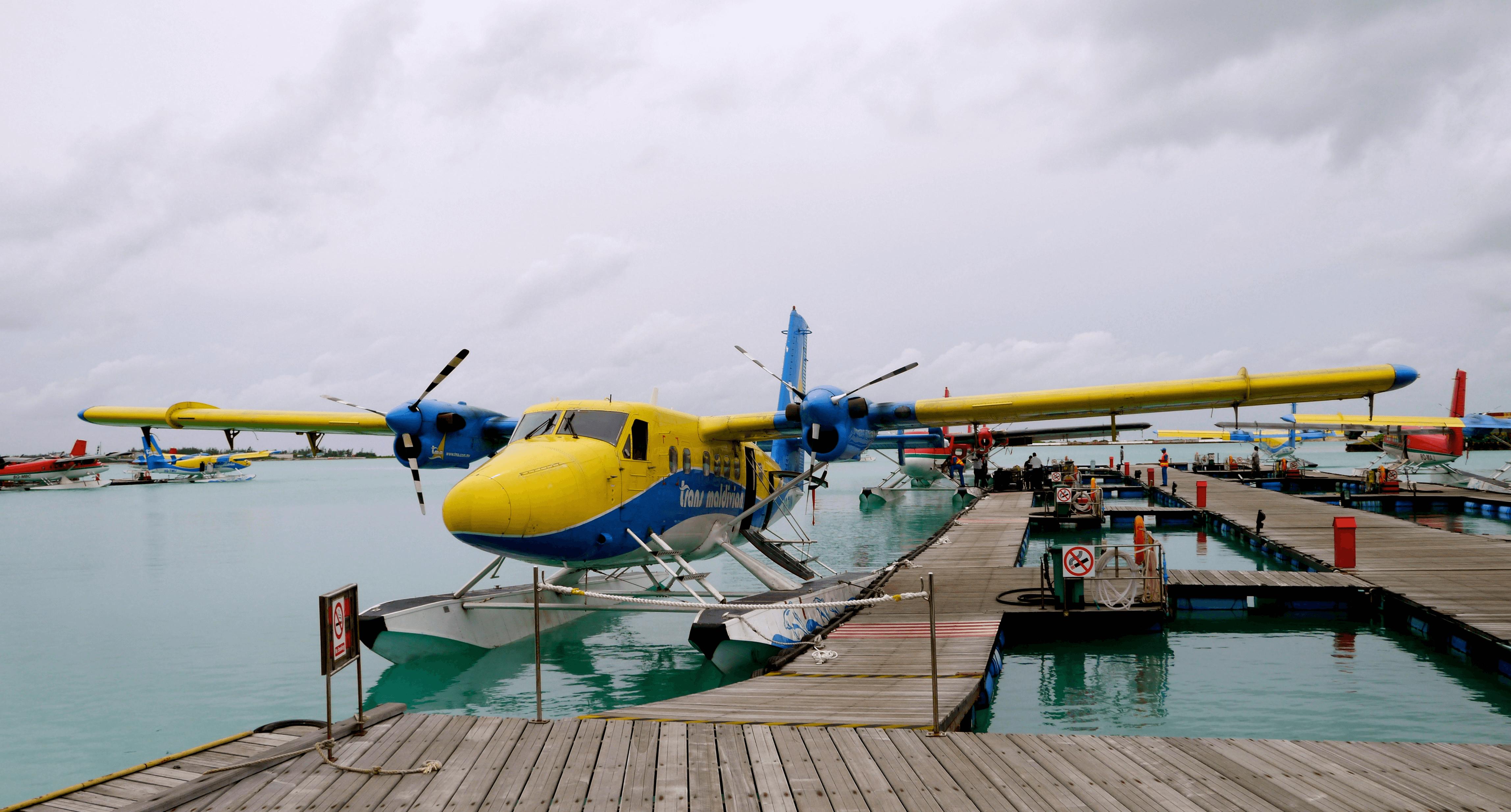 Lux, Maldivene