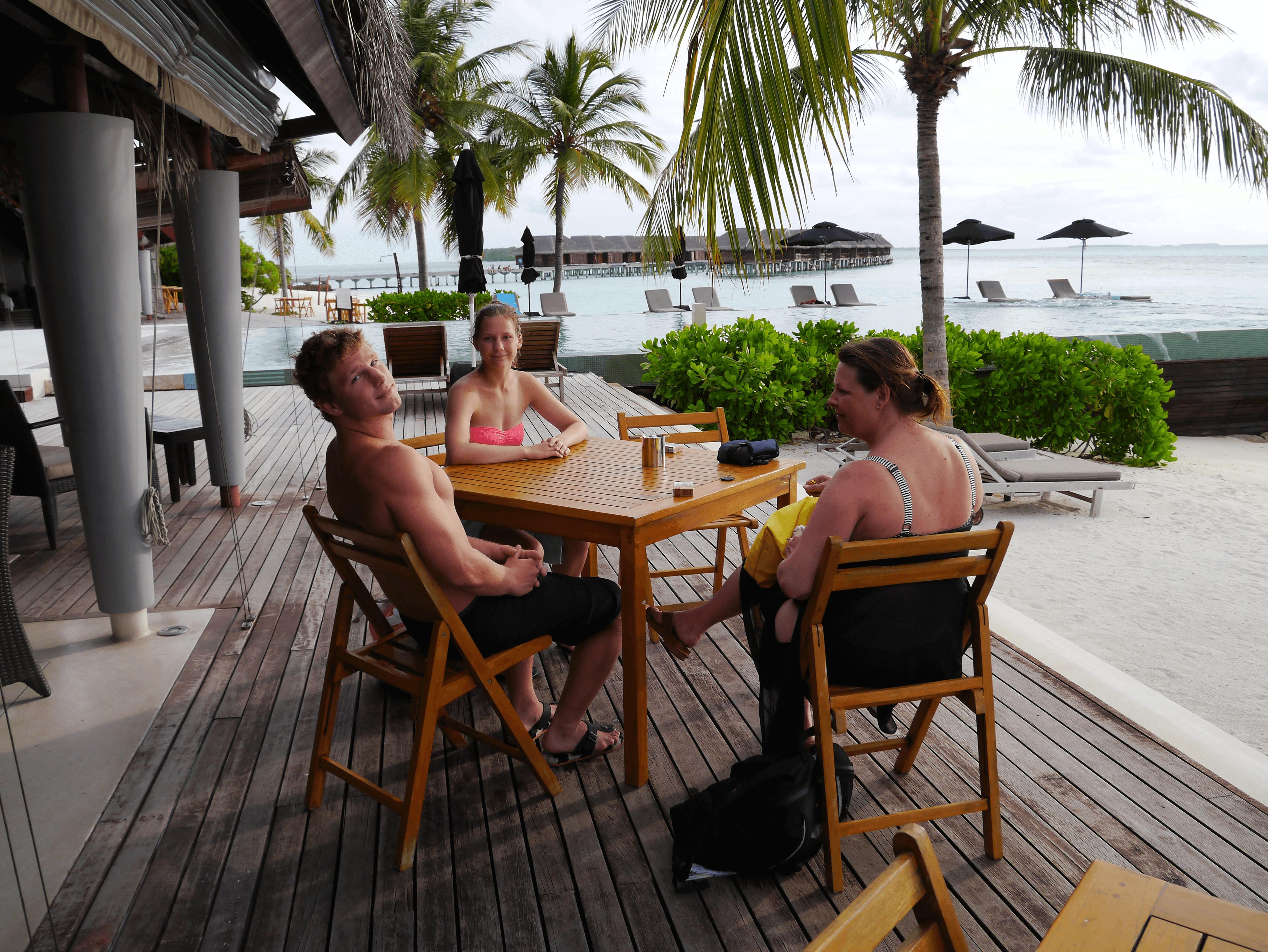 Maldivene, LUX* South Ari Atoll