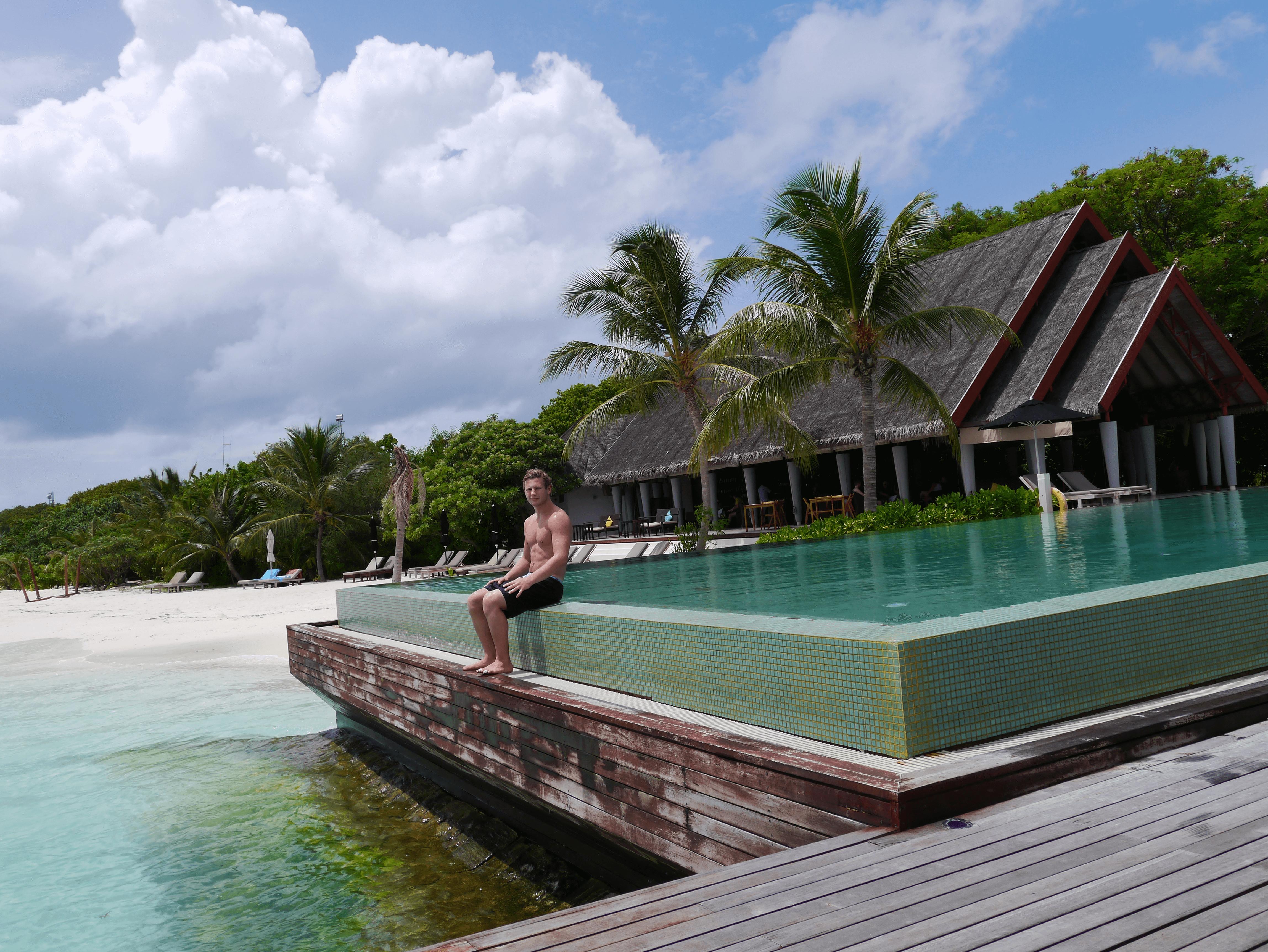 Maldivene.  LUX* South Ari Atoll