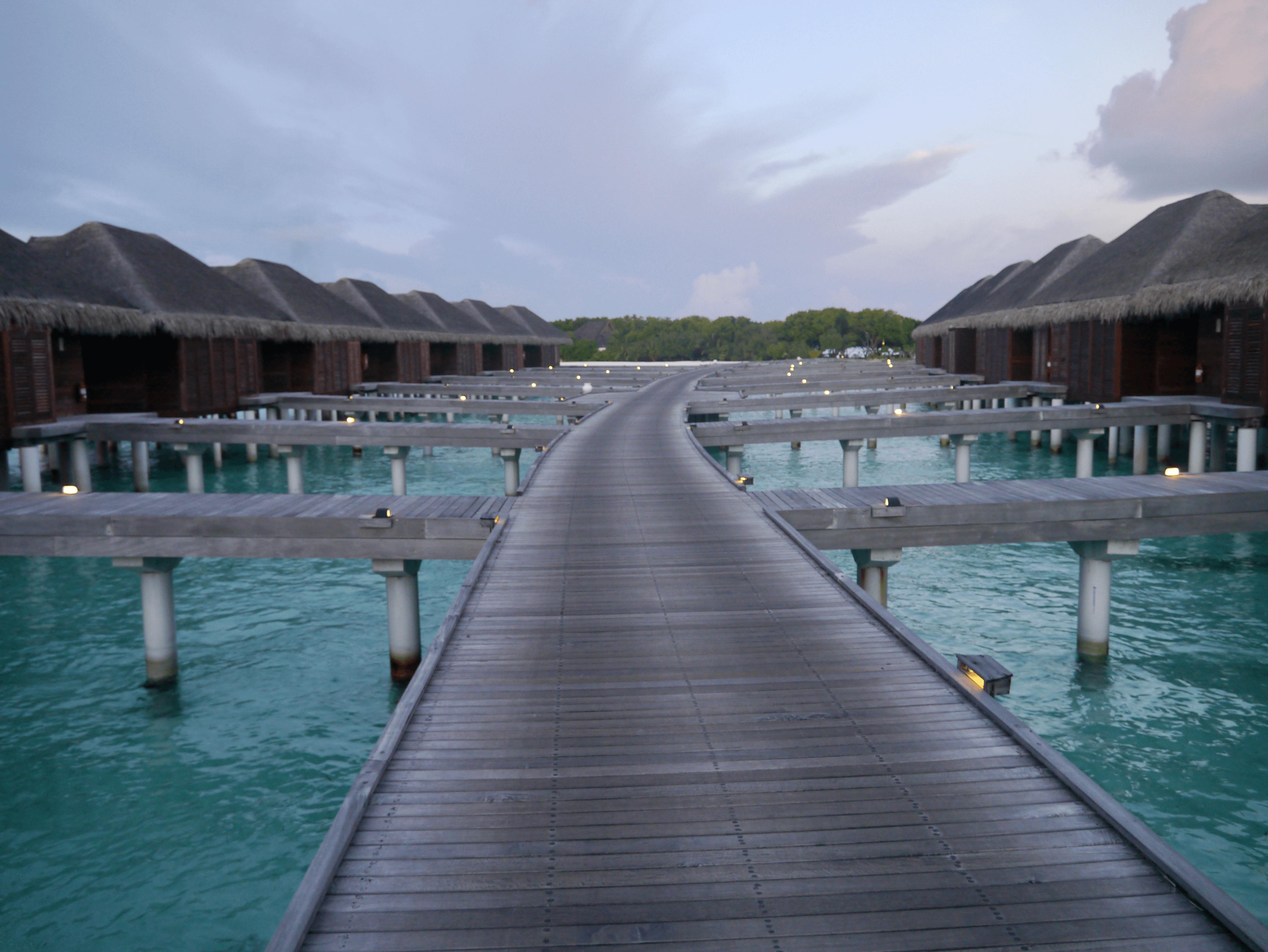 Lux, Maldivene, 5-stjerens hotell