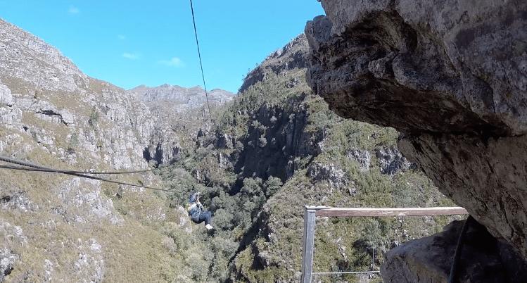 Spennende opplevelser i Sør-Afrika
