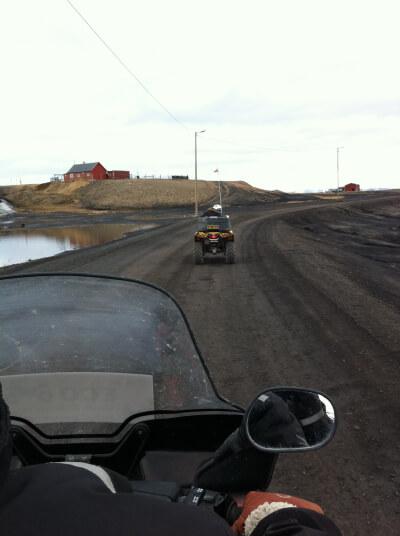 Svalbard, ATV