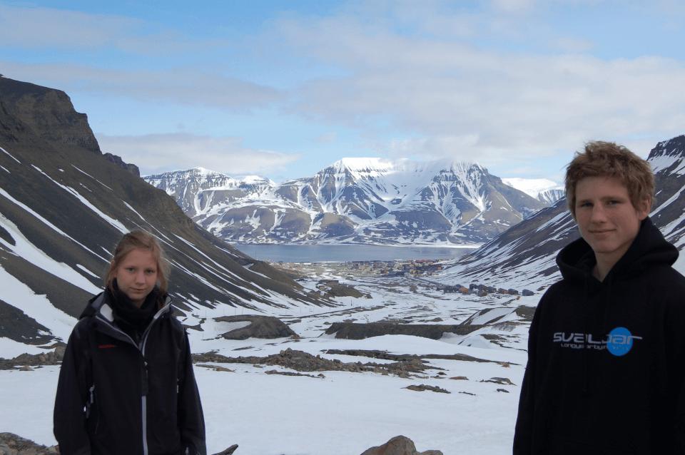 Breen, Longyearbyen, Svalbard
