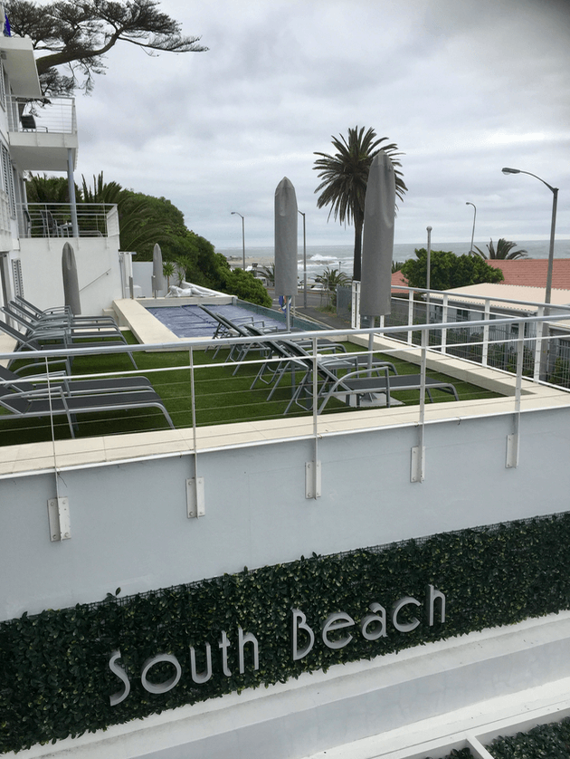 South Beach Camps Bay, Luksushotell